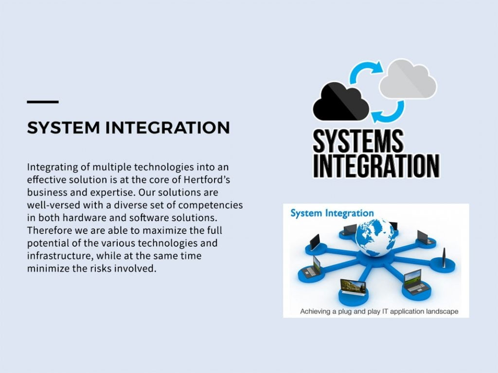System Intergration