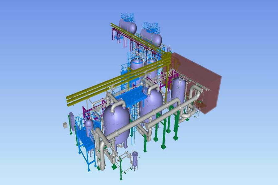 CPP - CONDENSATE POLISHING PLANT