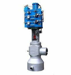 HIGH PRESSURE BYPASS VALVES