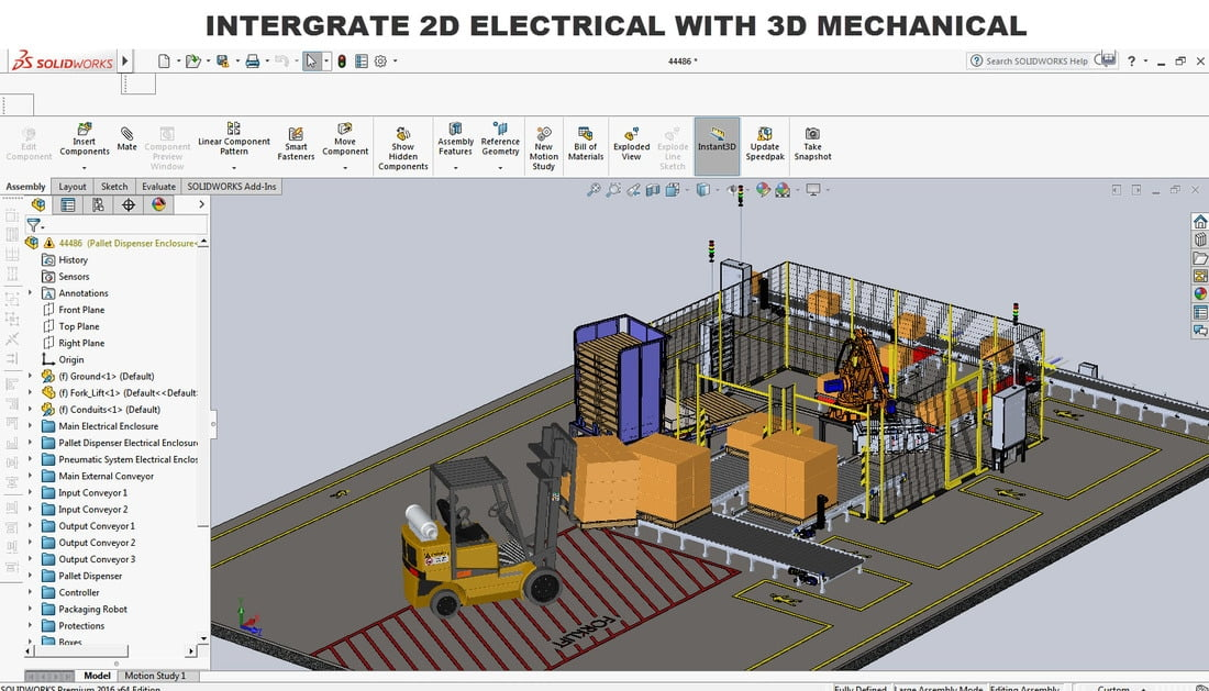 Solidworks - Herford System